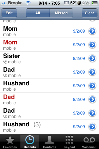 iphone call history how to delete iphone 4 call history swan finance swan 3372