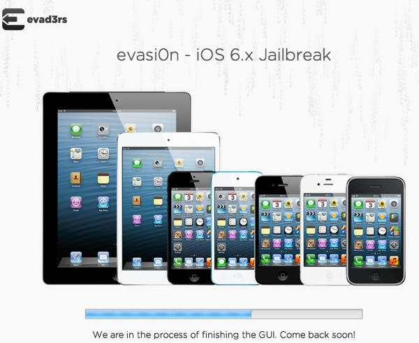 Evad3rs jailbreak iOS 6 evasi0n iPhone 5 jialbreak  Greek iPhone