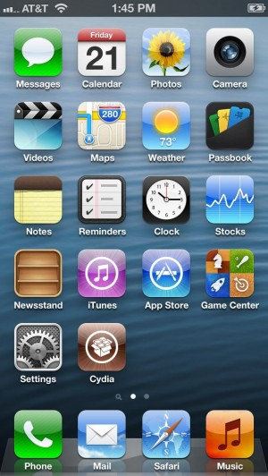 Iphone 5 jailbroken e1348261249675