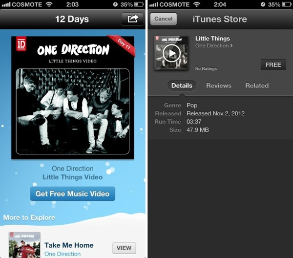 Itunes day11