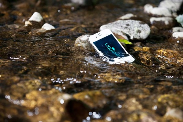 Liquipel 2 0 waterproof your iPhone FSMdotCOM