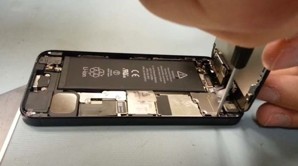 Iphone 5 screen replacement GreekiPhone