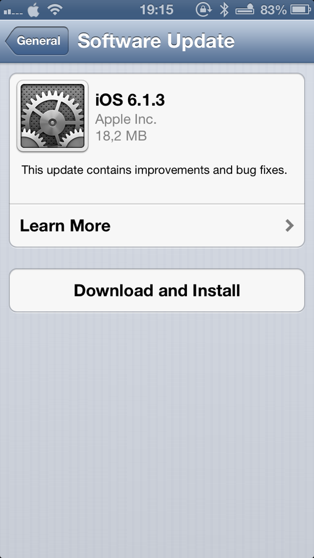 Install Ios 6 Without Wifi