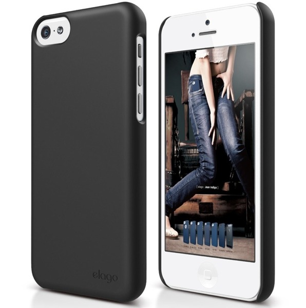 iPhone 5C case by Elago on Amazon greekiphone
