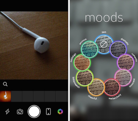 magicam for selfie and more from camera+ creators greekiphone